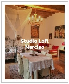 aperçu d'image studio loft Narciso de l'Antica Corte Milanese