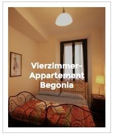 Bild des Vierzimmer-Appartements Begonia im Antica Corte Milanese