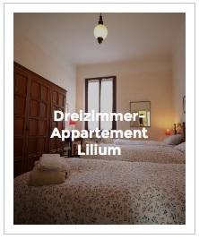 Bild des Dreizimmer-Appartements Lilium im Antica Corte Milanese