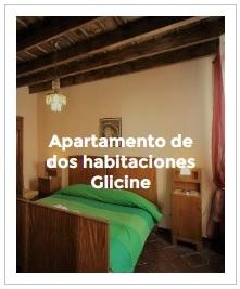 previsualización apartamento de dos habitaciones Glicine
