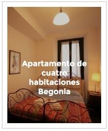 previsualización apartamento cuatro habitaciones Begonia