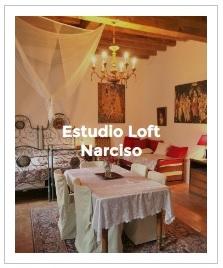 previsualización del estudio loft Narciso