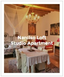 Preview Image of Narciso loft studio in Antica Corte Milanese