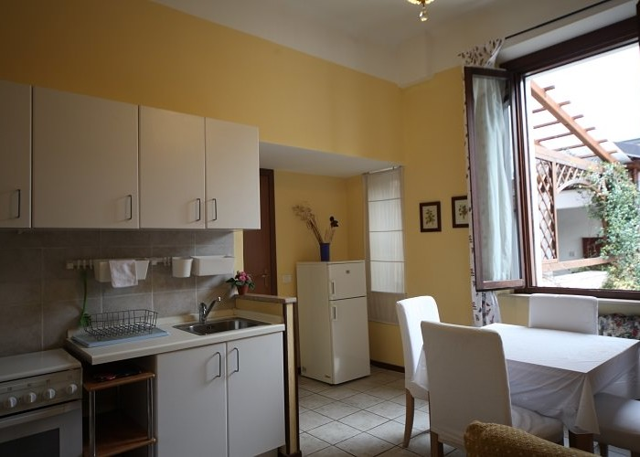 Preview image of three-bedroom apartment in Antica Corte Milanese